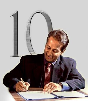 10.) Steun een overheid die is opgezet ten behoeve van de gehele bevolking en als zodanig funtioneert